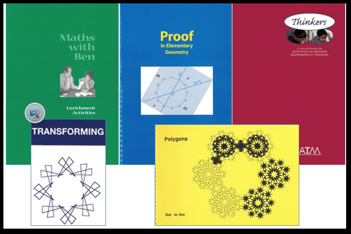 Ben, Polygons, Proof, Thinkers and Transforming