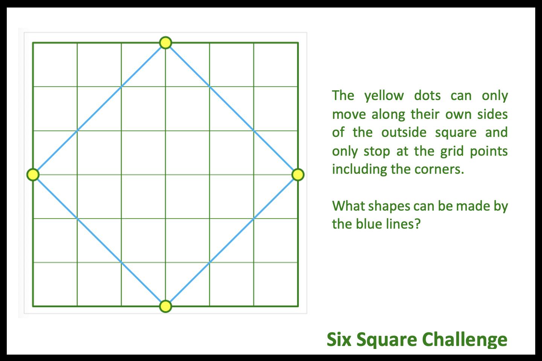 6 Square Challenge