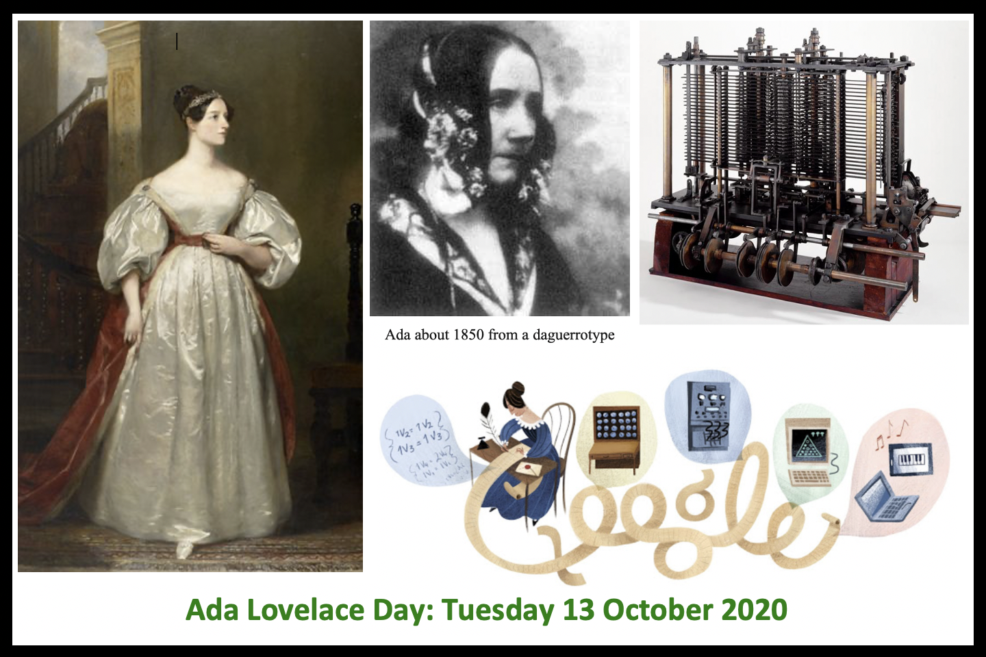 Ada Lovelace Day 2020
