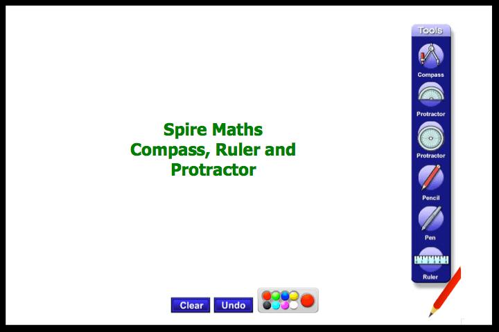 CompassRulerProtractor