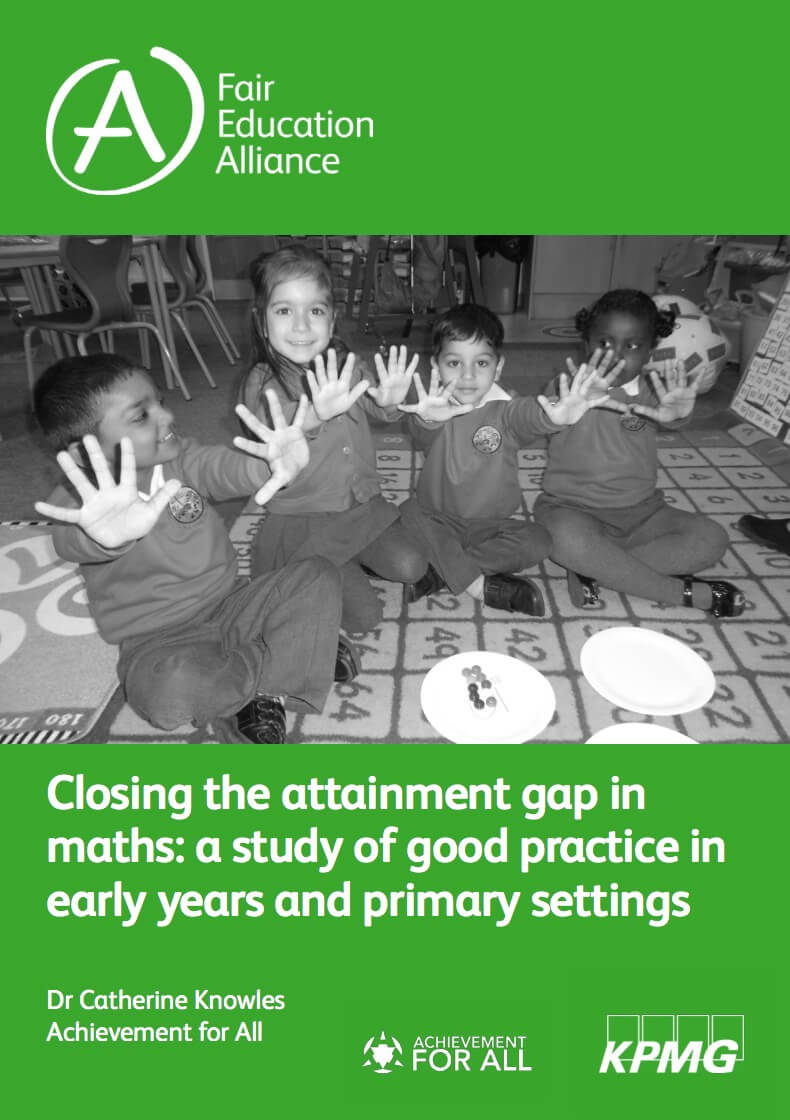 Closing the attainment gap in maths