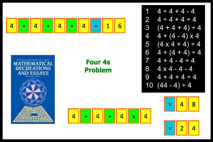 Four 4s