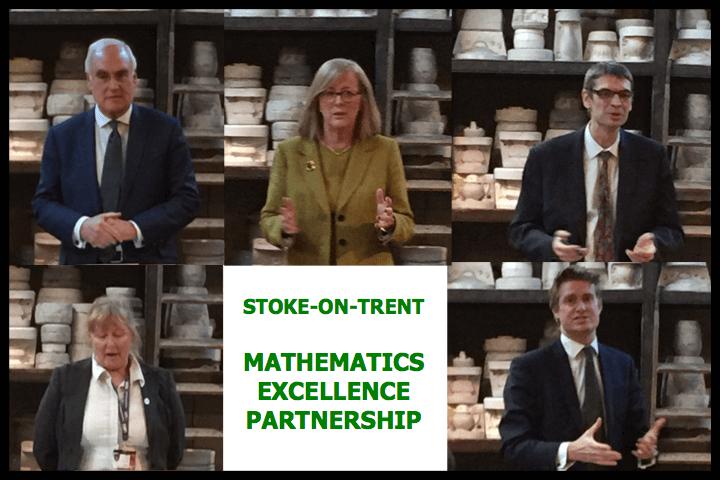 Stoke-on-TrentT Mathematics Education PartnershipP