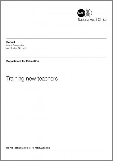 Training New Teachers
